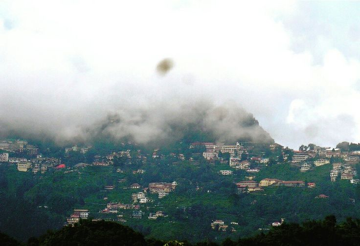Mussoorie at cloud 9 PC : Aman Kumar and Clikmemoires™Team.