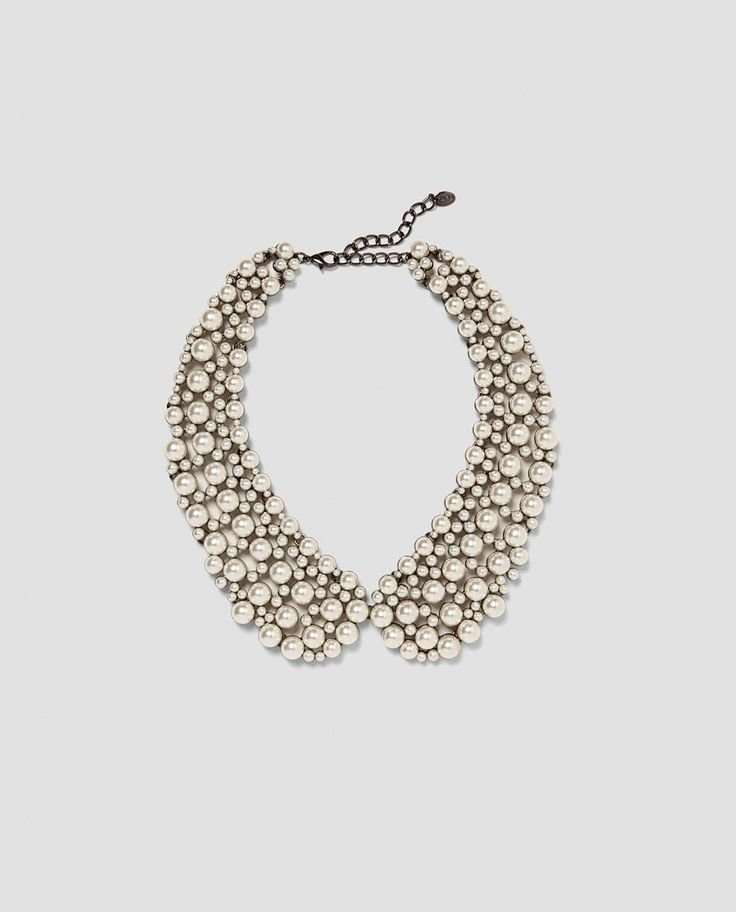 ZARA - WOMAN - COLLAR-STYLE NECKLACE