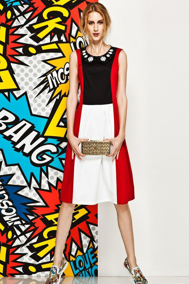 Love Moschino 2014 Spring Summer Lookbook