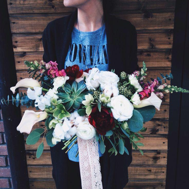 """Букет невесты """"дикий сад"""" #букетневесты #букет #свадьба #свадебныйбукет #цветыотзи #weddingbouquet #bouquet #wedding #flowers"""