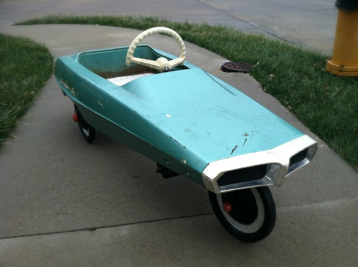 1970 AMF Probe Jr. Pedal Car Toys Pinterest Pedal