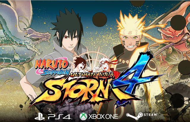 NARUTO SHIPPUDEN Ultimate Ninja Storm 4  - Repack
