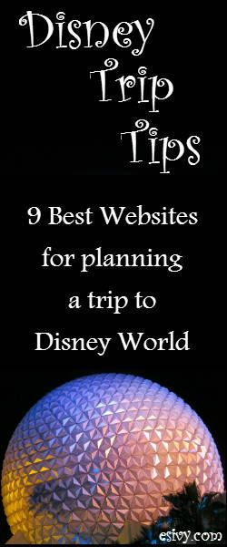 The 9 Best Websites for Planning a Trip to Disney Parks, Disney World Florida - save time, save money, and don't stand in lines on your trip to Disney World and Harry Potterworld! Find out where to stay outside of the Disney World Resorts.