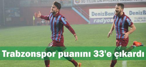 Süper Lig Süleyman Seba Sezonu'nun 20. hafta maçında Trabzonspor, konuk ettiği ve gol düellosu şeklinde geçen İstanbul Başakşehir maçında sahadan 3-2 galip ayrılarak haftayı 3 puanla kapattı.