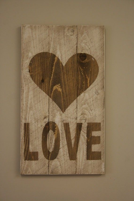 Wall Decoration For Wedding Anniversary : Best pallet signs images on