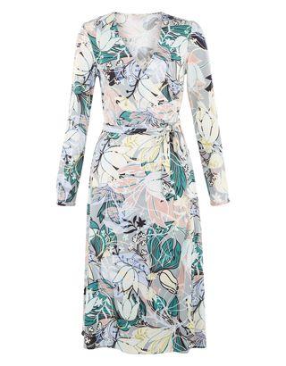 Thea Wrap Dress | Multi | Monsoon