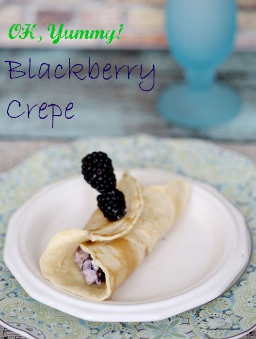 Crepe Filling Recipes and crepe! Yummy and easy peasy. Looks like it was hard but it wasn't shhhh