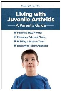 Living with Juvenile Arthritis by Kimberly Miller, mom of two JA Warriors.  #juvenilearthritis #whatisjuvenilearthritis