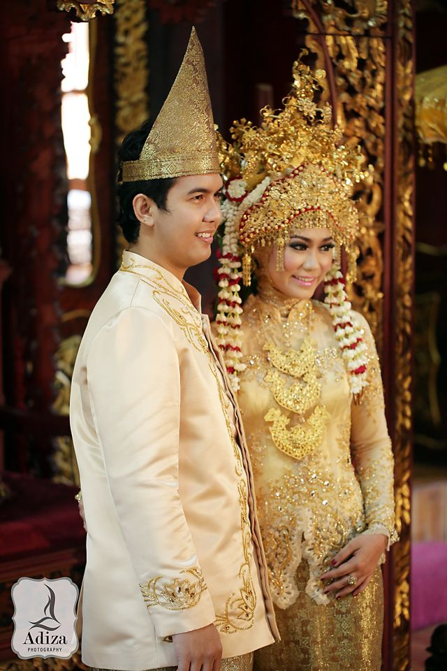 Elida  Rangga muslim wedding of South Sumatra, Indonesia #weddingphotography