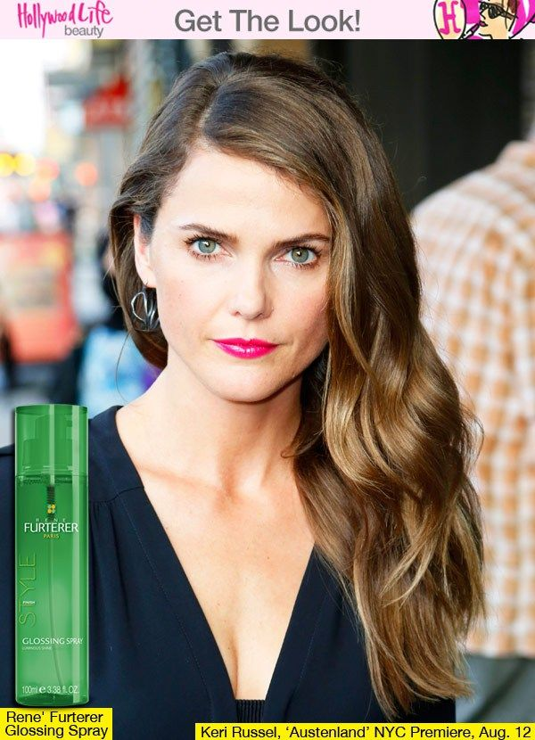 Keri Russell showed off her best look ever at the August 12 premiere of her new movie 'Austenland' at Landmark's Sunshine Cinema in New York City. We got the low-down on her exact look for you!