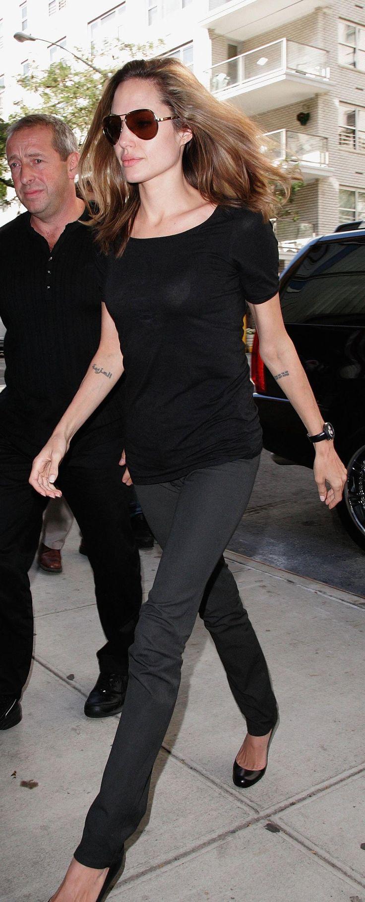 Jolie / cigarette skinny jean