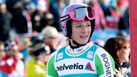 Maria Hoefl-Riesch | Image: picture-alliance/dpa/citypress24