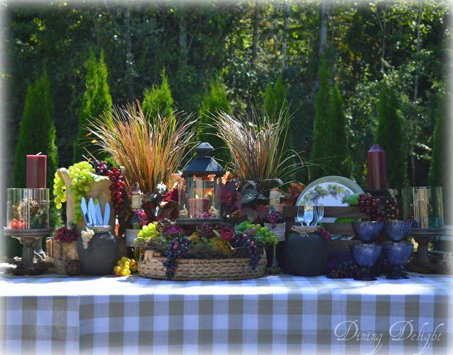 Dining Delight: Grape Harvest Celebration Buffet