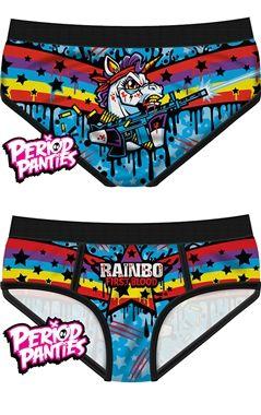 Funny Period Panties £9.99