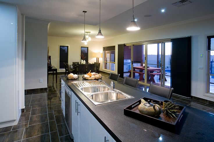 Give Your Kitchen A Modern Makeover With A Black Bench Top Kitchen Ideas Pinterest Black