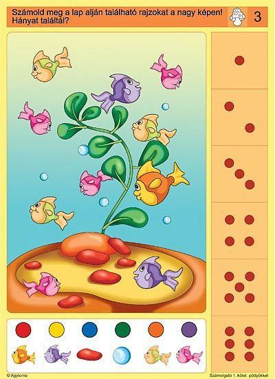 Piccolo: paddenstoel kaart 3