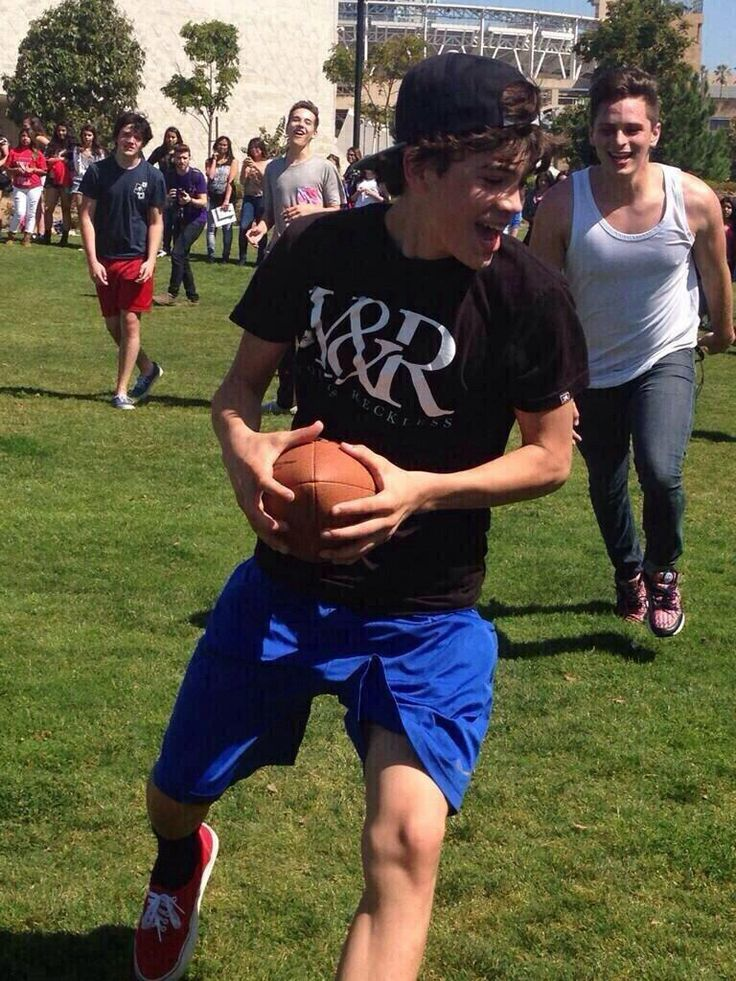 My favorite action picture of Hayes Grier
