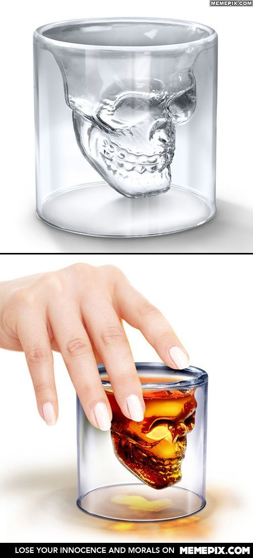 Coolest shot glass i have ever seen.