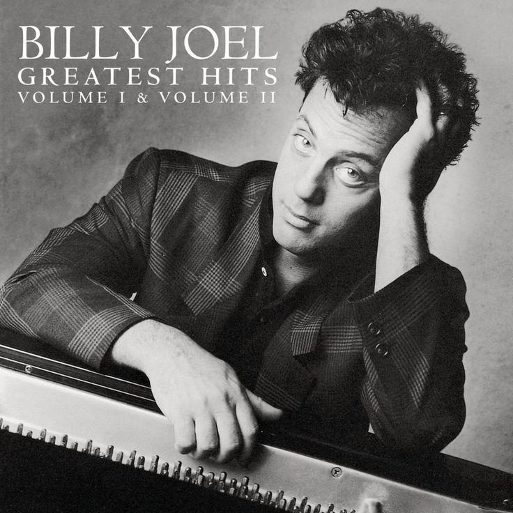"3. Billy Joel — ""Greatest Hits Volume 1 & Volume 2"""