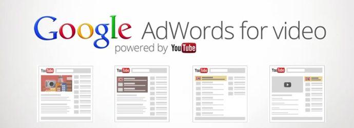 Campañas de vídeo en #Adwords para #Youtube. #SEM