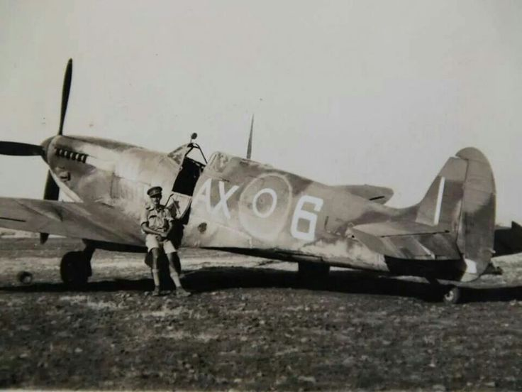 IX 1 Sqd SAAF
