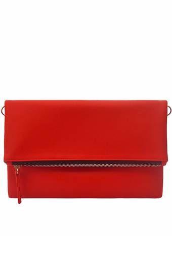 Belanja Vona Pitta Clutch - Merah Indonesia Murah - Belanja Tas   Dompet  Wanita di Lazada. PittaSling BagsStuff ... f4bdaa18b3