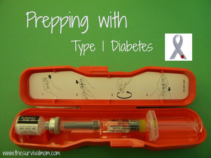 Type 1 diabetes — also called Juvenile Diabetes — shook our prepping plans to their foundations. While I was stockpiling food, learning to make cheese, and