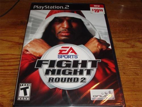 Sony PlayStation PS2 Fight Night Round 2 Brand New Unopened   eBay