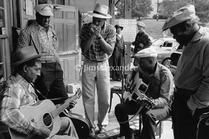 Blues Jam II - Documentary Photography By Jim Alexander