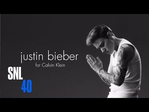 'SNL' Perfectly Parodies Justin Bieber's Calvin Klein Campaign- had me rollin!!