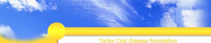 TARLOV CYST FOUNDATION Website.