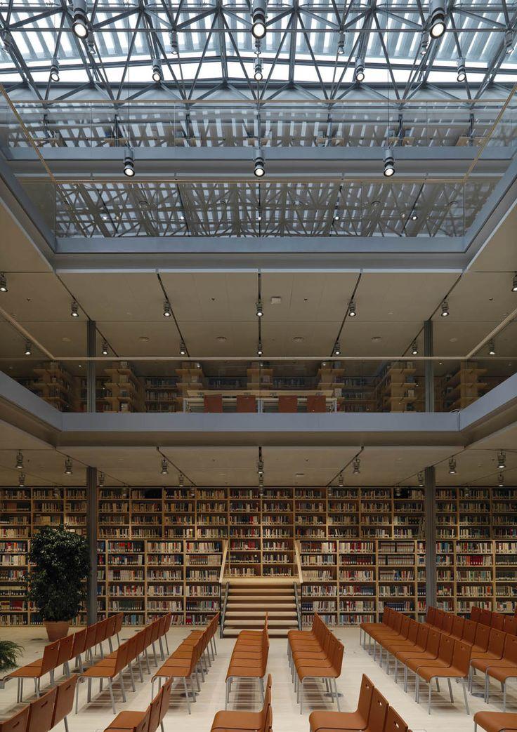 university library trento italy client castello sgr spa universit degli studi di