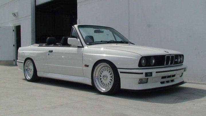 BMW E30 - Cabriolet