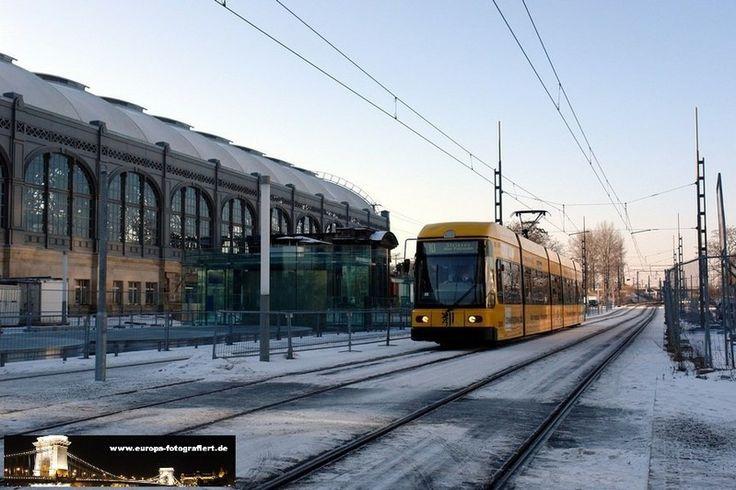Linie 10 Dresden Hbf 14.01.2006