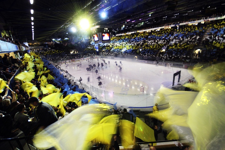 HV71, Kinnarps Arena