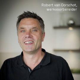 """Robert van Oorschot, werkvoorbereider """"Begeleiding van ontwerp tot oplevering"""""""