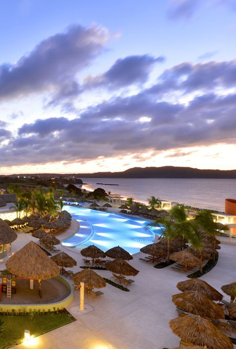 All-Inclusive Resorts.