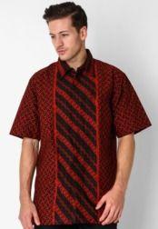 Danar Hadi  Kemeja Batik Modern