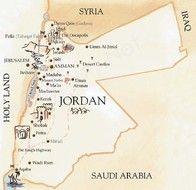 Trekking nel deserto della Giordania, Wadi Rum, Wadi Mujib, Petra, Jerash