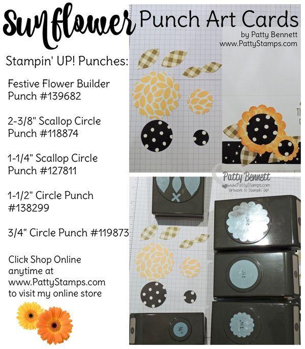 create a punch card arts arts