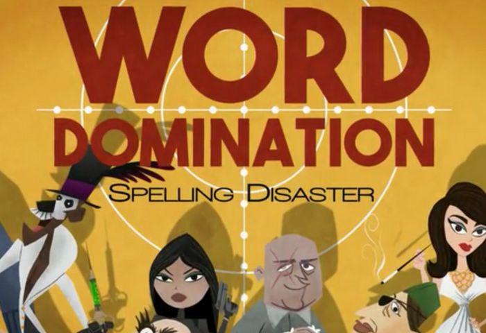 When you combine scrabble with strategy and area control you get Word Domination a game where you can take over the world, one word at a time.