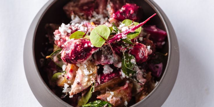 This beautiful beetroot poriyal recipe from Michelin-starred chef Atul Kochhar is a great seasonal Indian side dish.