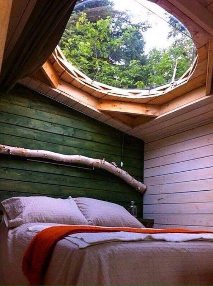 Amazing round skylight