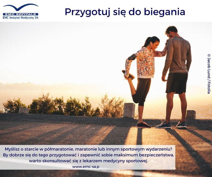 Wiosna tuż tuż, a wraz z nią sezon na bieganie. Myślicie o starcie w półmaratonie, maratonie lub innym sportowym wydarzeniu? By dobrze się do tego przygotować i zapewnić sobie maksimum bezpieczeństwa, warto skonsultować się z lekarzem medycyny sportowej. W EMC Szpitale mamy specjalistów w tym zakresie. #emc #emcszpitale #medycyna #sport #bieganie