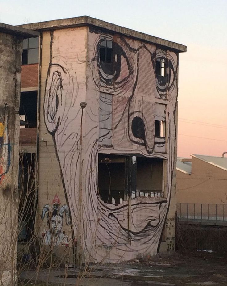 Best Street Art Images On Pinterest Urban Art Street Art - Clever free bird see graffiti spotted in chicago leads to a creative surprise