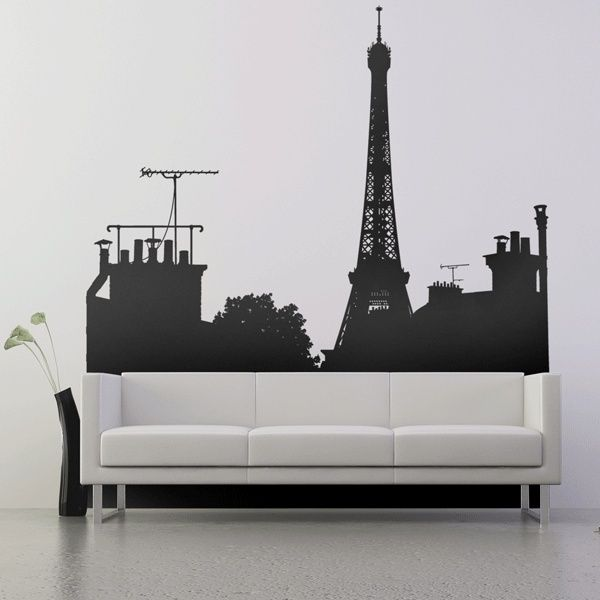 24 Cool Wallpaper Stickers Ideas for Creative Interiors