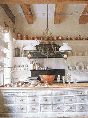 Nomadic Decorator | Copper in the Kitchen | http://nomadicdecorator.com #LGLimitlessDesign & #Contest