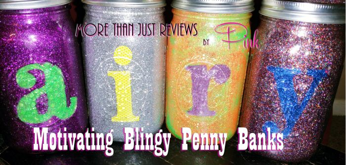 DIY Motivating Blingy Penny Banks with Video Tutorial.  https://www.djpeter.co.za