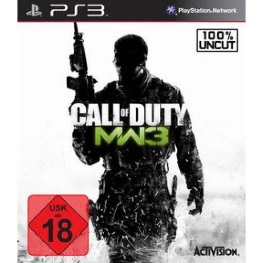 Call of Duty 8: Modern Warfare 3  PS3 in 3D Shooter,Actionspiele FSK 18, Spiele und Games in Online Shop http://Spiel.Zone