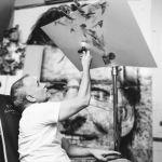 Pintura com Fogo: Artista Usa Chama de um Isqueiro à Prova de Vento da Zippo para Criar Arte Surpreendente